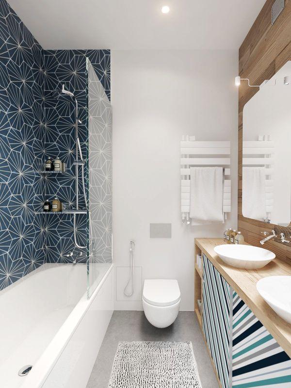 10 petites salles de bains optimis es d co de filles for Photos petites salles de bain