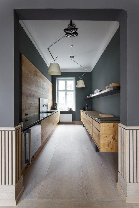 cuisine-parquet-facade-bois