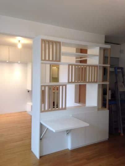 meuble bibliothèque pour séparer des pièces 5