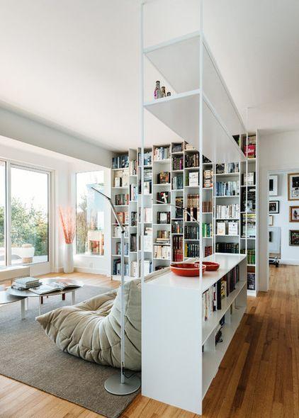 meuble bibliothèque pour séparer des pièces 10