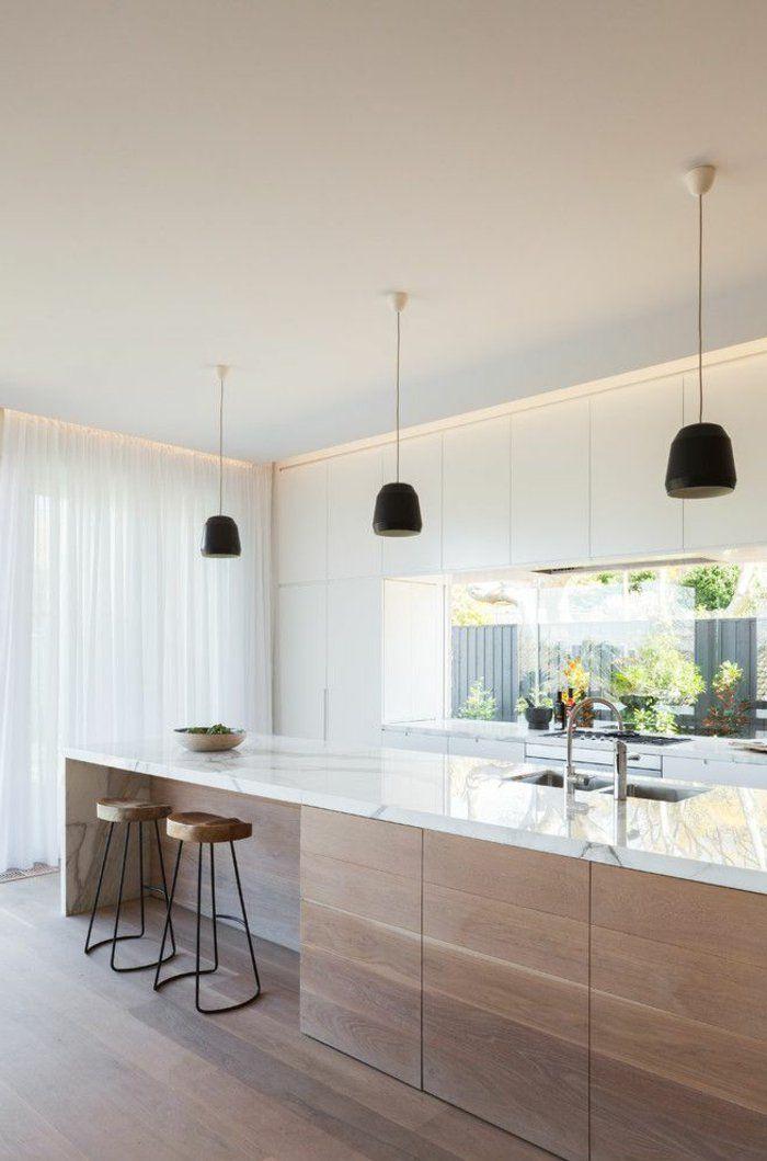 cuisine minimaliste moderne 3
