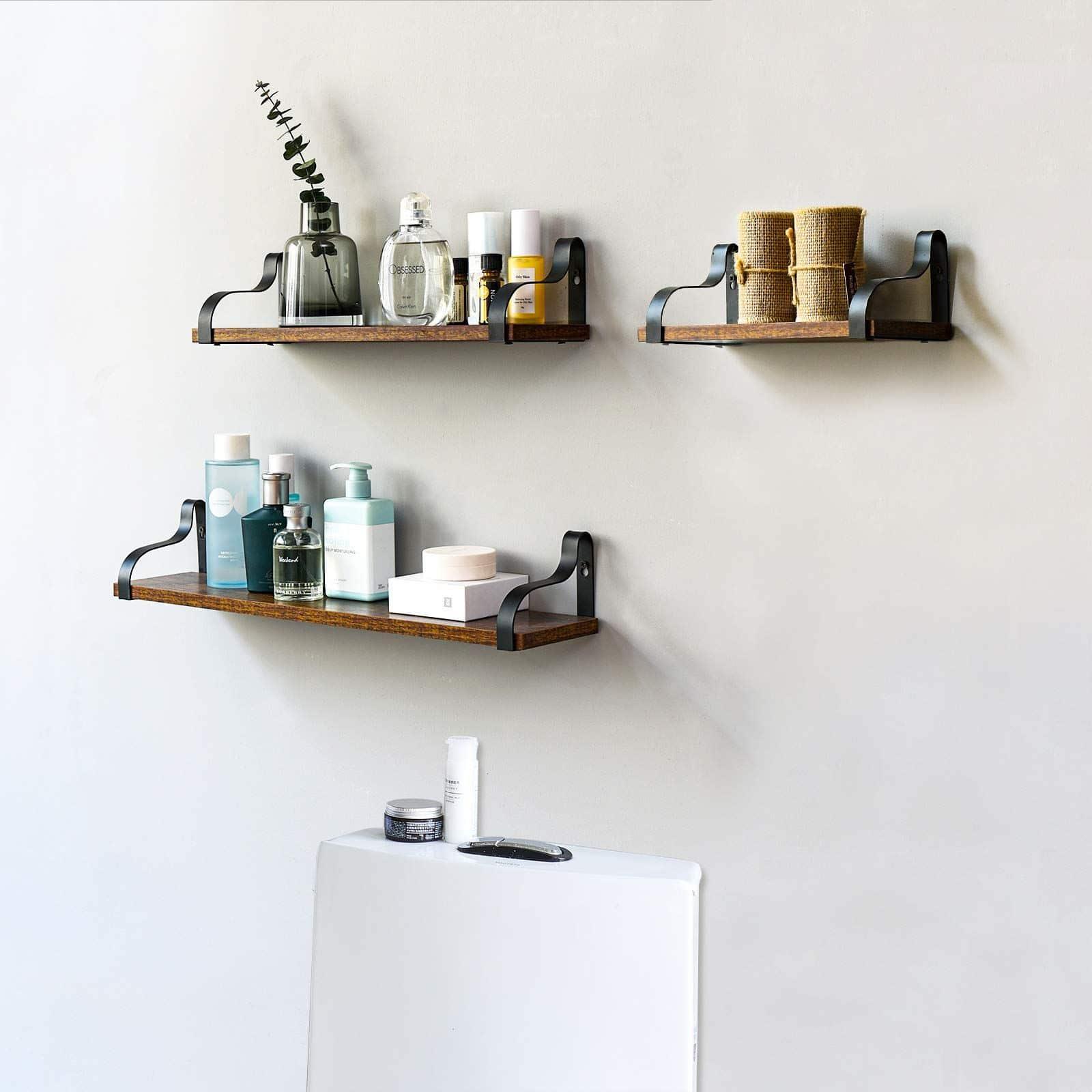 étagères flottantes pour cuisine 1
