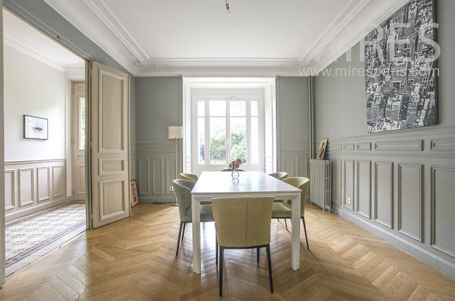 decoration maison bourgeoise 2