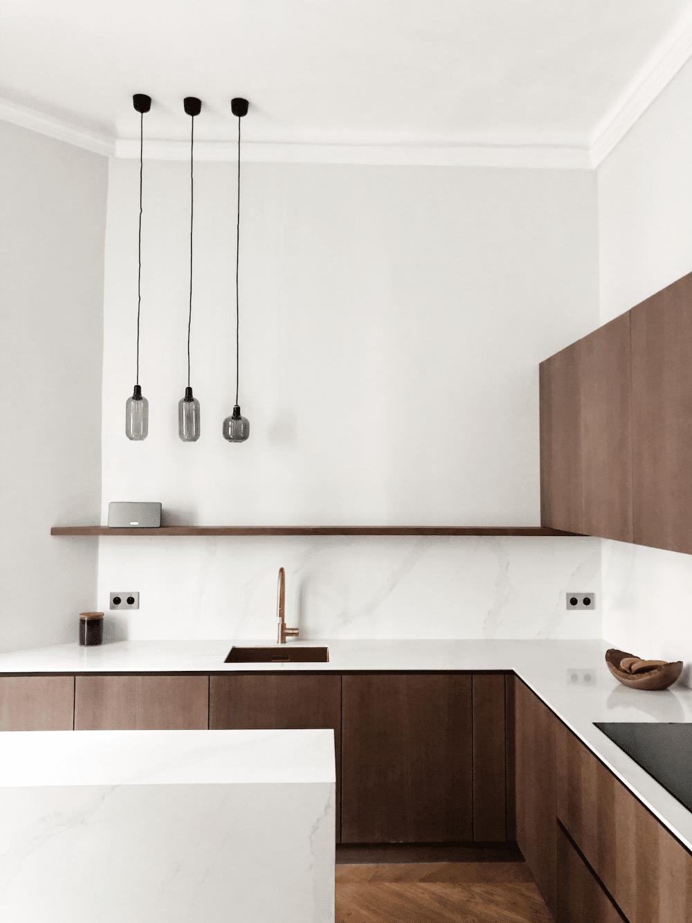 cuisine minimaliste moderne 4