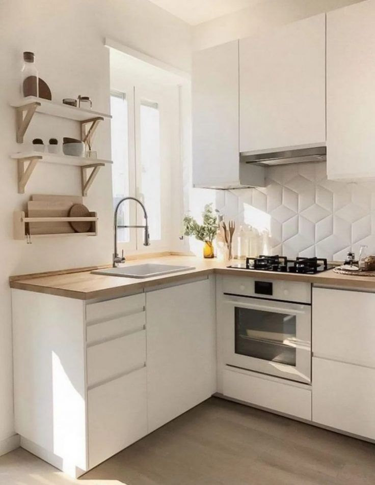 cuisine minimaliste moderne 0
