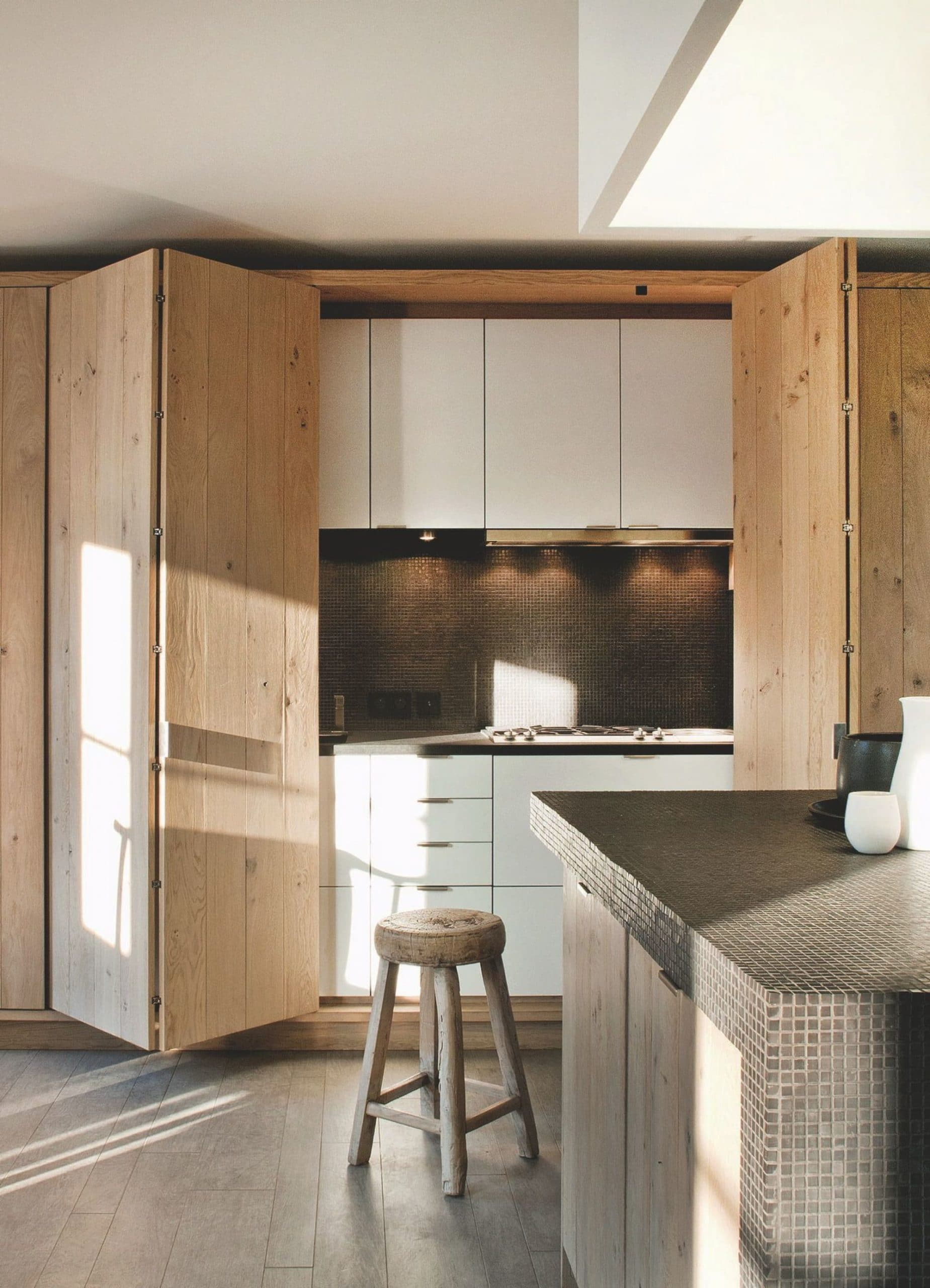 cuisine minimaliste moderne 11