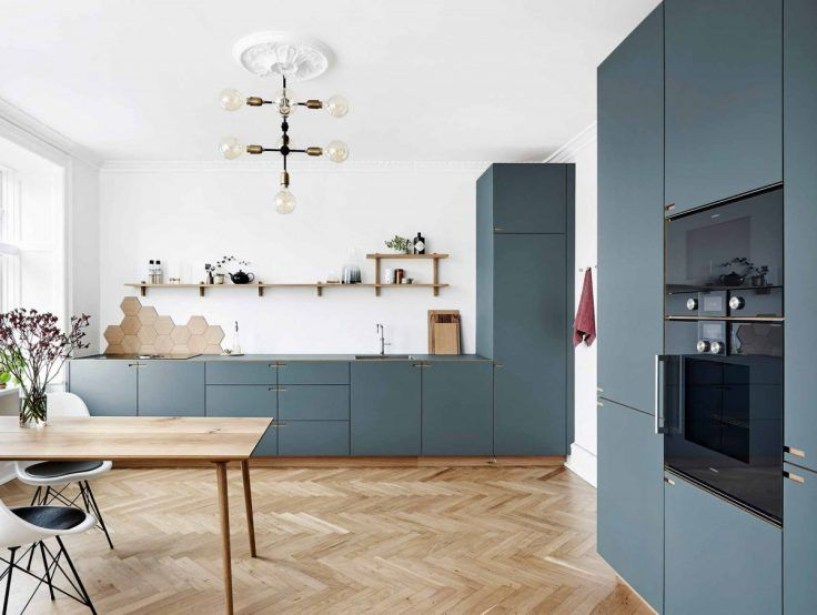 cuisine minimaliste moderne 5