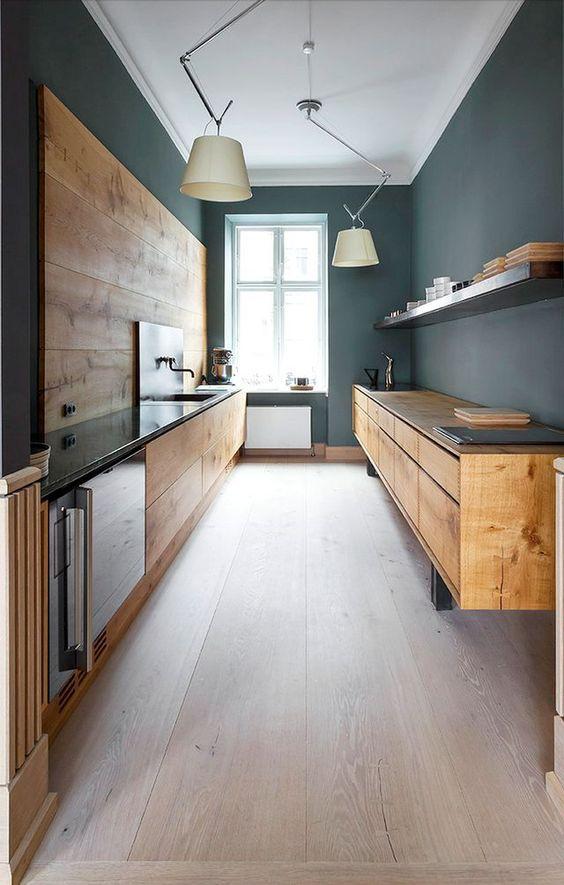 cuisine minimaliste moderne 2